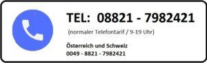 Partnerrueckfuehrung Telefon 088217982421